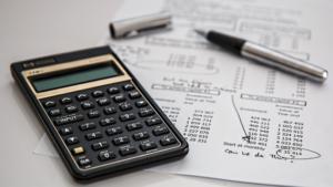 Rekenmachine voor persoonlijke financiën