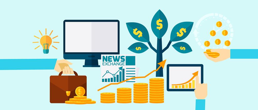 Starten met beleggen aandelenmarkt