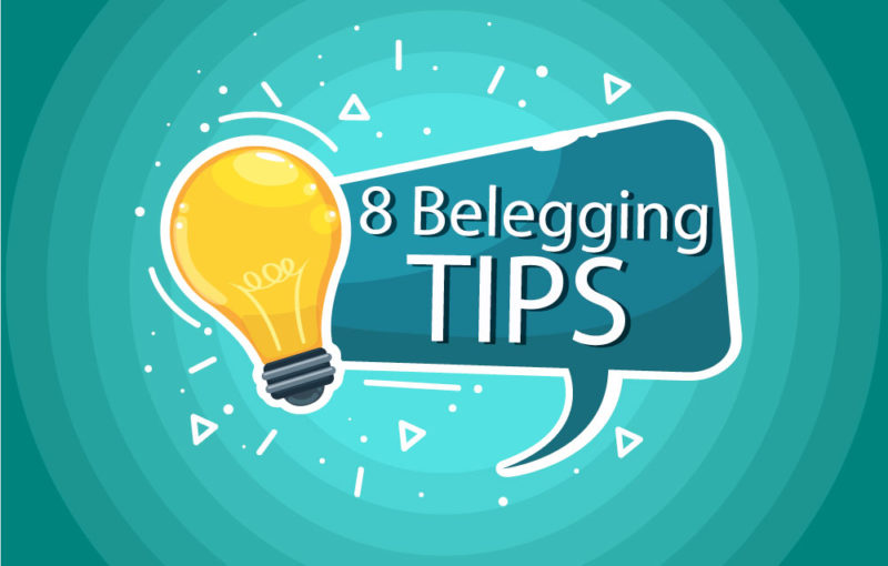 8 beleggingstips voor beginners