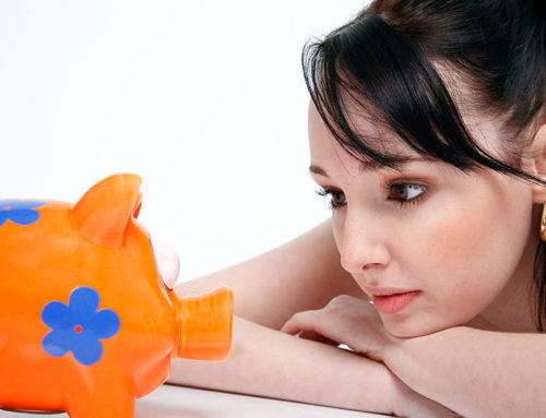 Waarom sparen je niet rijk zal maken