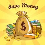 Geld en goud sparen